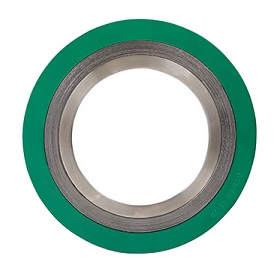 Spiral Wound Gasket with Inner and Outer Ring