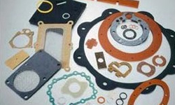 Black Rubber Gasket With Cloth Insert