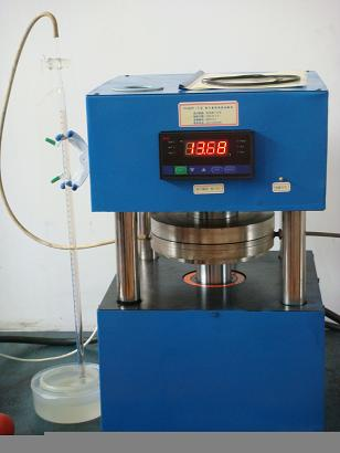 High-pressure Air tightness testing machine 50T