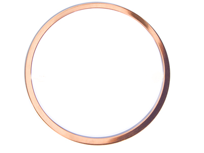 OFHC Copper Gaskets for CF Flanges